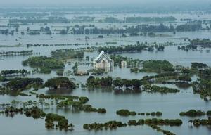 Последствия наводнений и засухи для сельского хозяйства